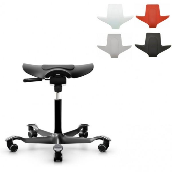 HAG CAPISCO PULS 8001 Hocker ohne Sitzflächenmatte