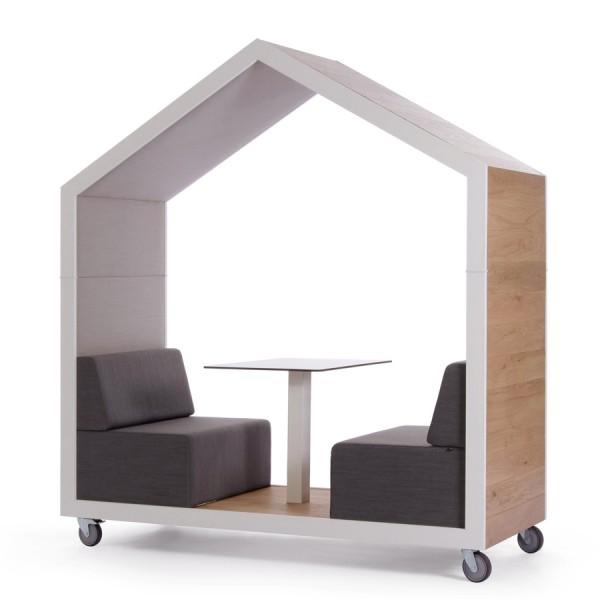 Bejot Treehouse mit Tisch und Eichenholz Bild 1
