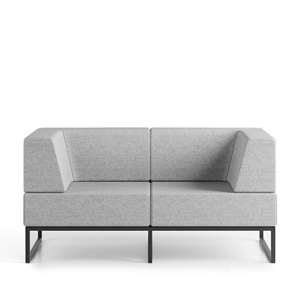 Bejot PLINT 2-Sitzer Modulsofa