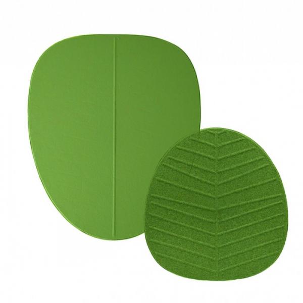 Bejot Alberi Akustik Blatt Wandabsorber grün klein grün