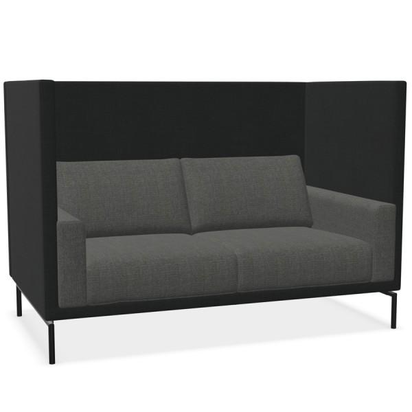 W. Schillig Impériale 2er Sofa - Rücken- und Armteilkorpus hoch