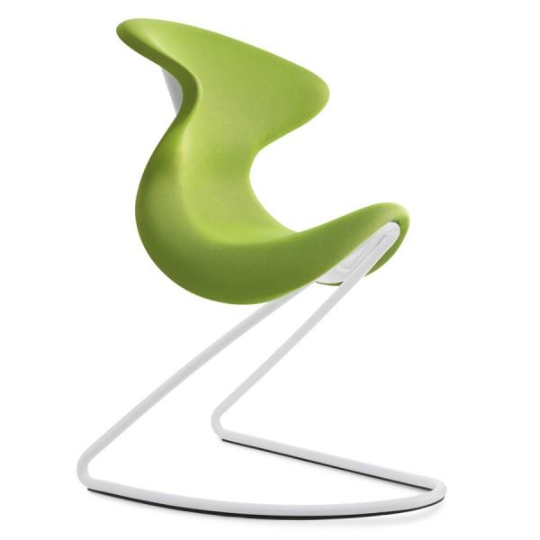 Aeris Oyo Nexus in Grün, weißes Gestell