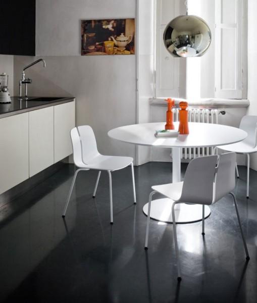 lapalma LINK S123 Stuhl Vierfuß