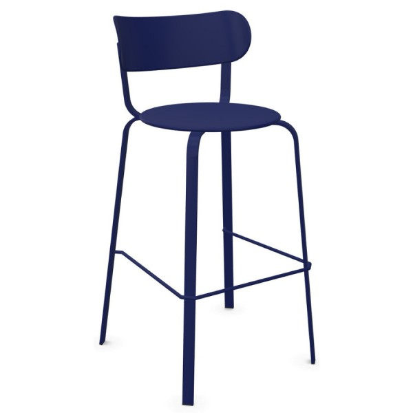 lapalma STIL S49 Barhocker 75 cm Farbe dunkelblau