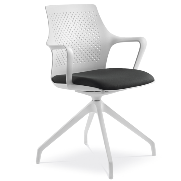 LD Seating Tara weiß 105 F90-WH