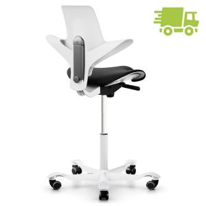 HAG CAPISCO PULS 8020 Stehhilfe white edition ohne Fußring - schnell geliefert