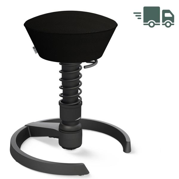 Aeris Swopper AIR mesh schwarz - Gleiter - Gestell schwarz Standardfeder