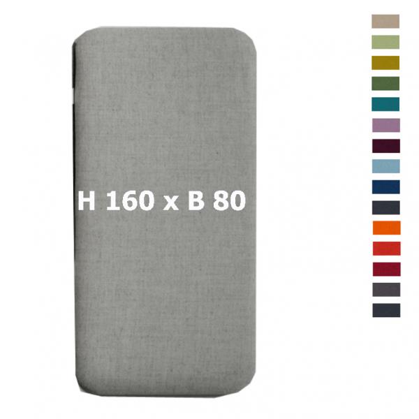 Cascando Pillow Wall Akustikelement 160x80 cm
