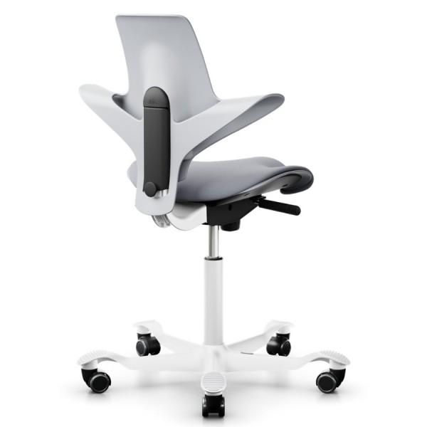 HAG CAPISCO PULS 8020 Farbe Grau Gestell weiß