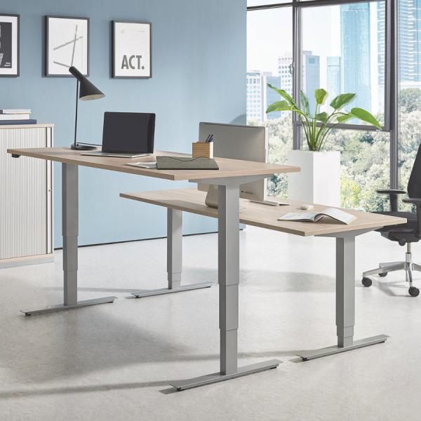FM Move 2.0. höhenverstellbarer Schreibtisch