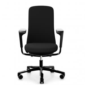 HAG SoFi schwarz Vollpolster Bürostuhl