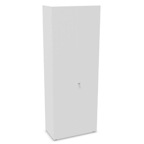 Aktenschrank STYLE mit Flügeltüren weiß - Größe 3 - 6 OH