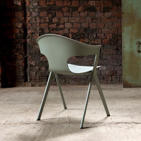Allermuir Axyl Chair Farbe Sage