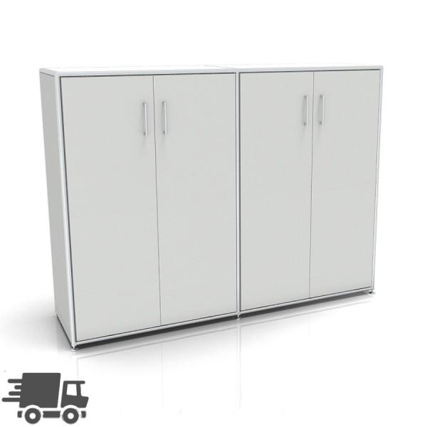 Bosse Schrank 3OH Größe 2 mit Schlössern FAST & EASY