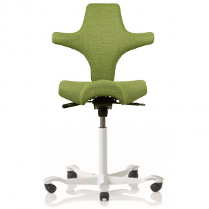 HAG Capisco 8106 Bürostuhl - Farbe Remix 912 grün