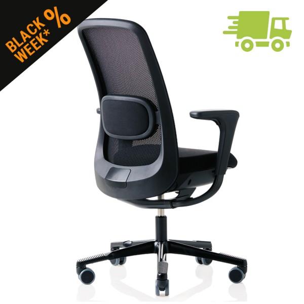 HAG SoFi Mesh 7500-F001 Bürostuhl mit Armlehnen - schnell geliefert