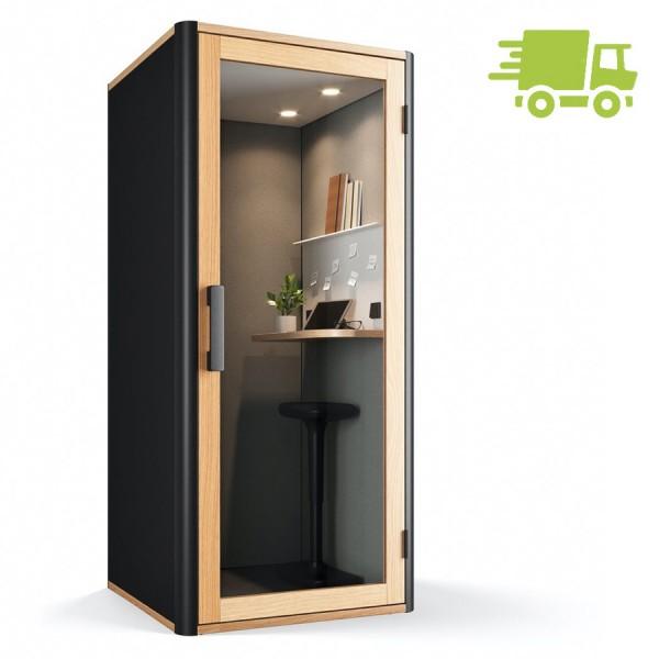 Bosse Bosselino Telefonbox Miniaturbüro