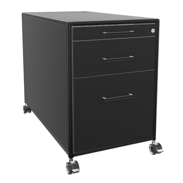 Bosse Black Edition Rollcontainer 136