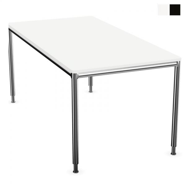 Bosse S-Desk weiss mit Chrom