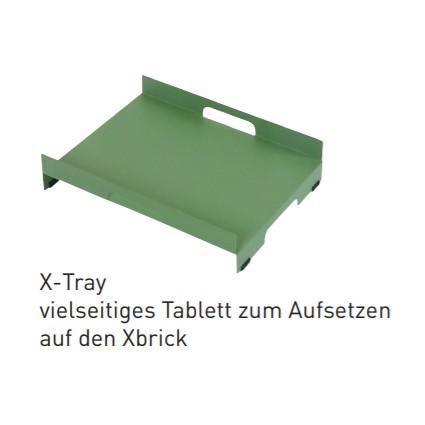X-Tray für XBricks