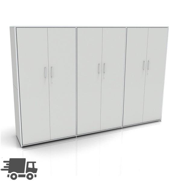 Bosse Schrank 4OH Größe 3 ohne Schlösser FAST & EASY