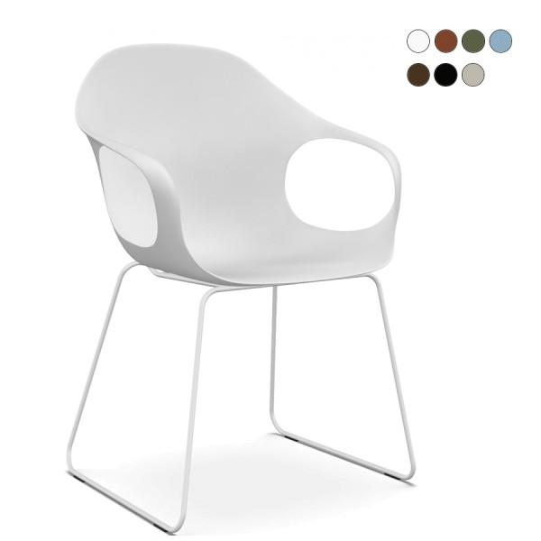Kristalia Elephant Stuhl Mit Kufengestell Kunststoffstühle
