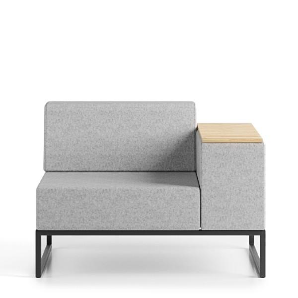 Bejot PLINT 1-Sitzer Modulsofa