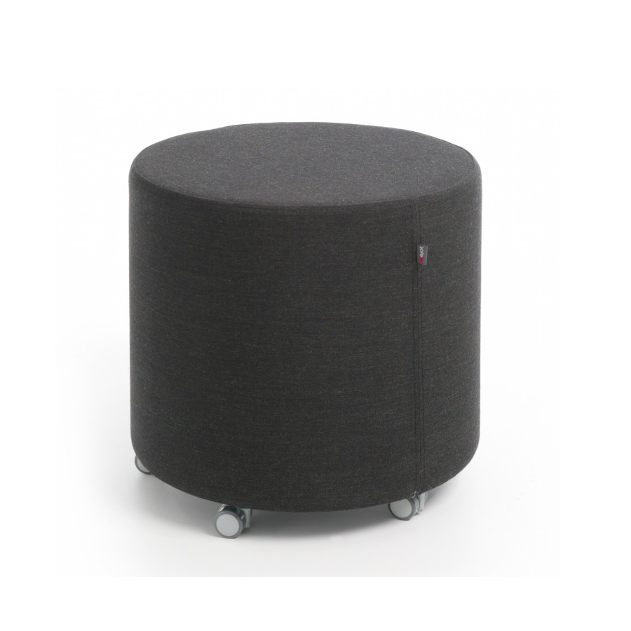 Bejot POINT Sitzhocker Hocker 45 cm mit Rollen BE10250
