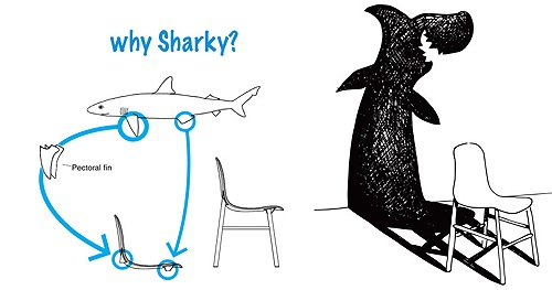 sharky-comic