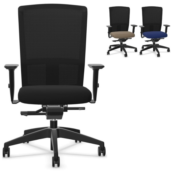 Interstuhl GOAL-AIR (172G) Bürostuhl mit Netzrücken verschiedene Farben