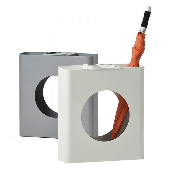 Cascando Flow mit Einsatz (Aufpreis) in weiß und Alu grau
