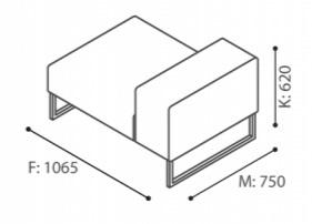 Masse-Bejot-PLINT-1-Sitzer-Modulsofa