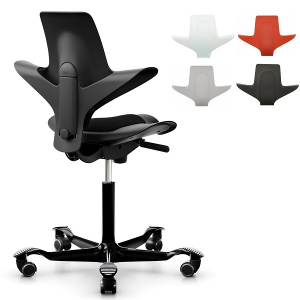 HAG CAPISCO PULS 8010 ohne Sitzflächenmatte - konfigurierbar