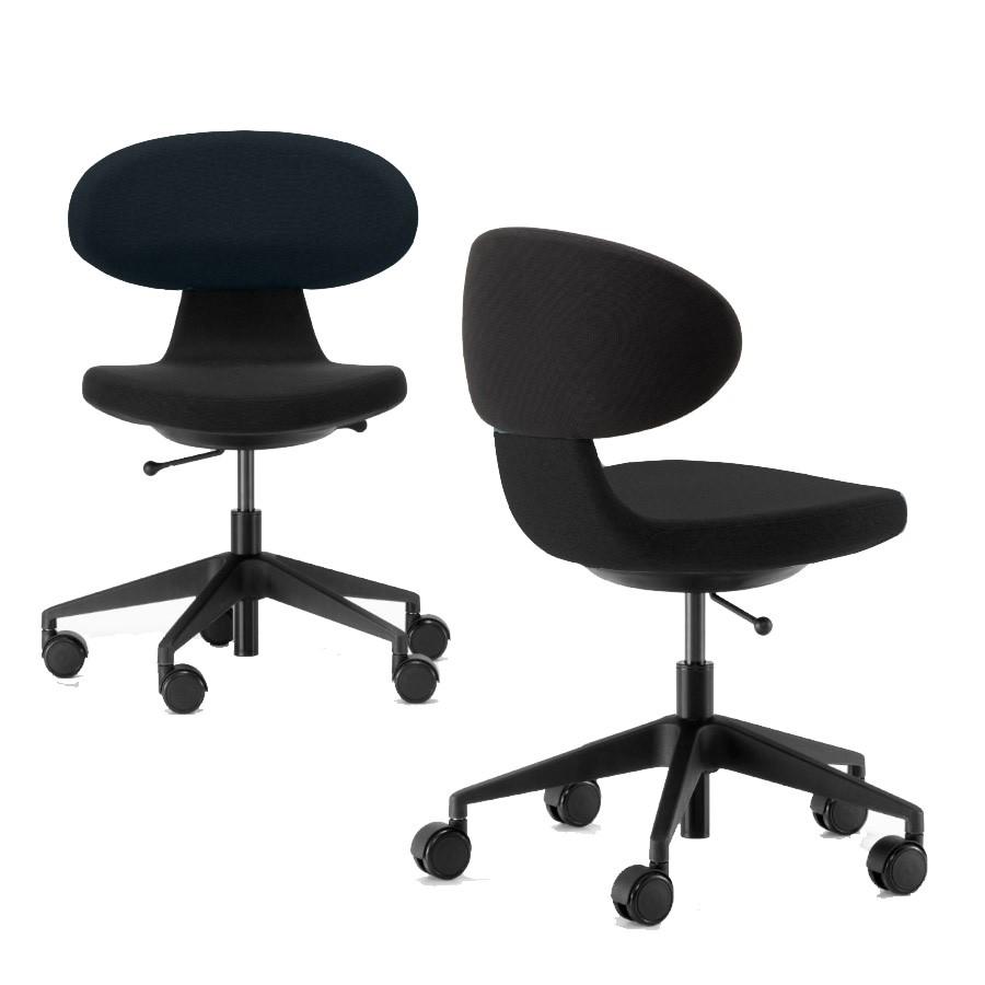 Girsberger SIMPLEX 3D Homeoffice Bürostuhl schwarz GB100030