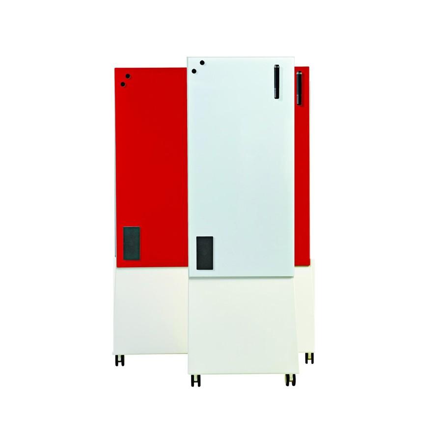 CHAT BOARD® Mobile - Mobile magnetische Glastafel in 2 Größen CHAT10250
