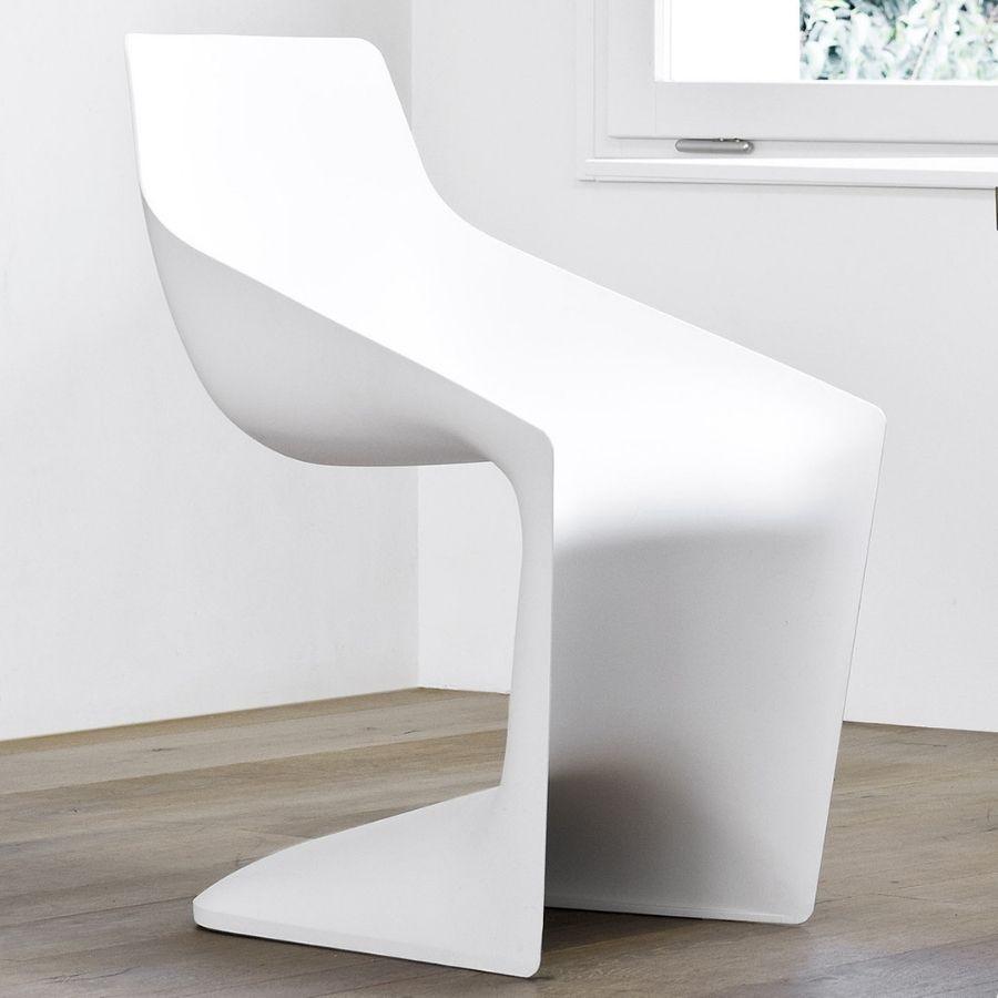 Kristalia PULP Stuhl Farbe weiß KR10041