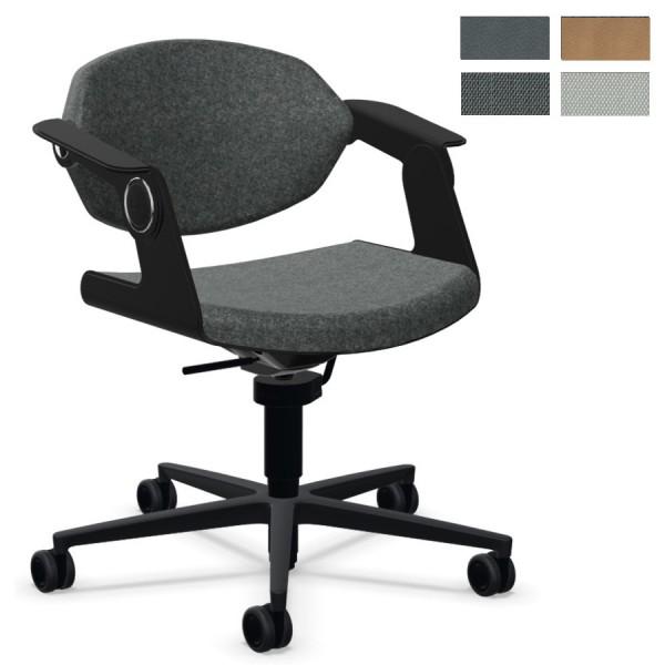 König+Neurath Balance Chair beledert