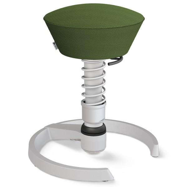 Aeris Swopper AIR mesh grün - Gleiter - Gestell hellgrau - Standardfeder