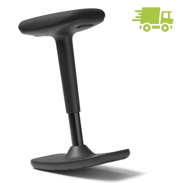 Trendoffice to-swift (SW 9299) Stehsitz Pendelhocker - schwarz