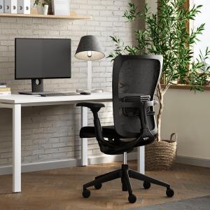 HAWORTH Zody (Comforto 89) Bürodrehstuhl schwarz mit Netzrücken