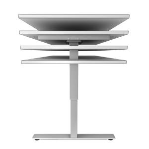 Schreibtisch MOVE IT elektrisch höhenverstellbar