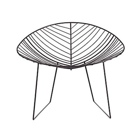 Arper Leaf 1803 Loungesessel mokka