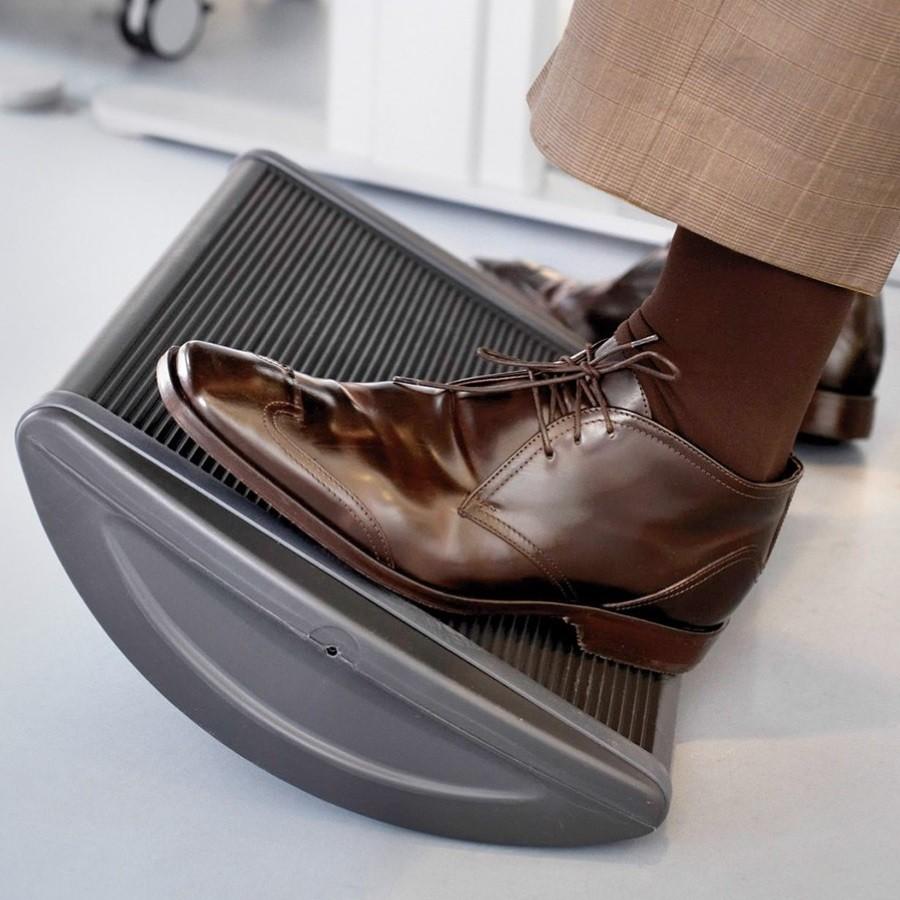 HAG Quickstep bewegliche Fußstütze für Bürostühle HAG100766
