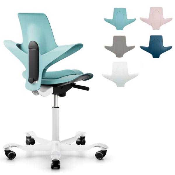 HAG CAPISCO PULS 8010 neue Farben ohne Sitzflächenmatte
