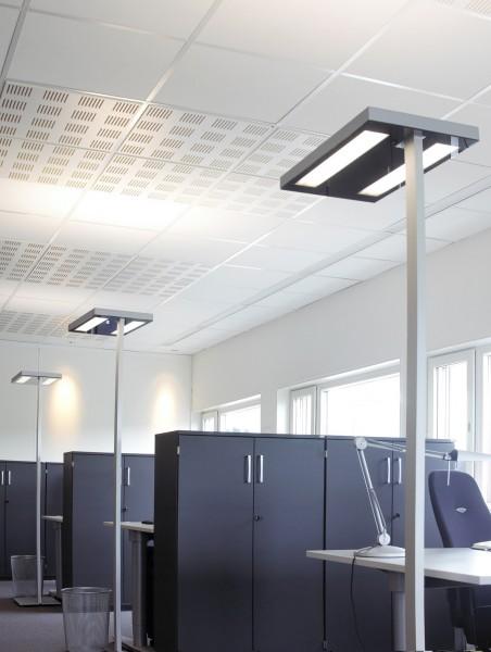 Glamox Free LED alugrau Beispiel