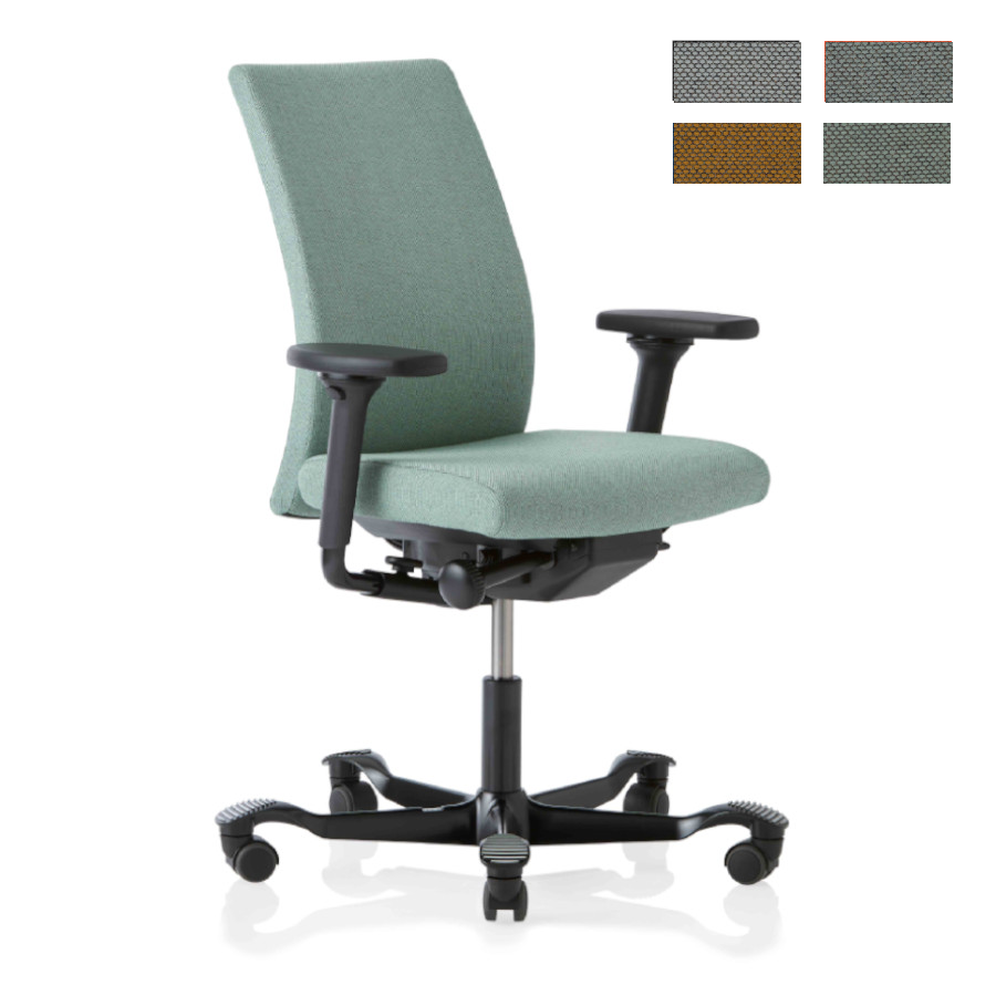 HAG Creed 6006 Bürostuhl mit hoher Rückenlehne HAG20100